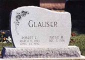 Memorial Markers - Gravestone/Headstone