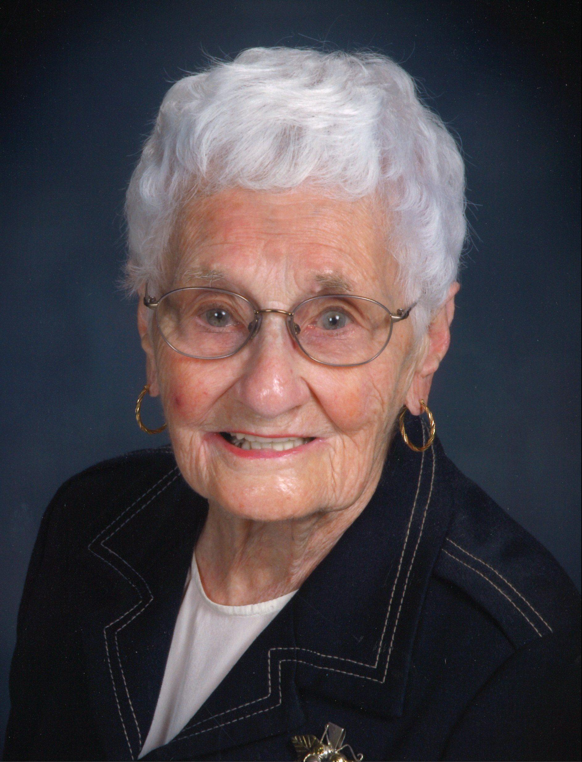 Eleanor Charlotte Ayrault