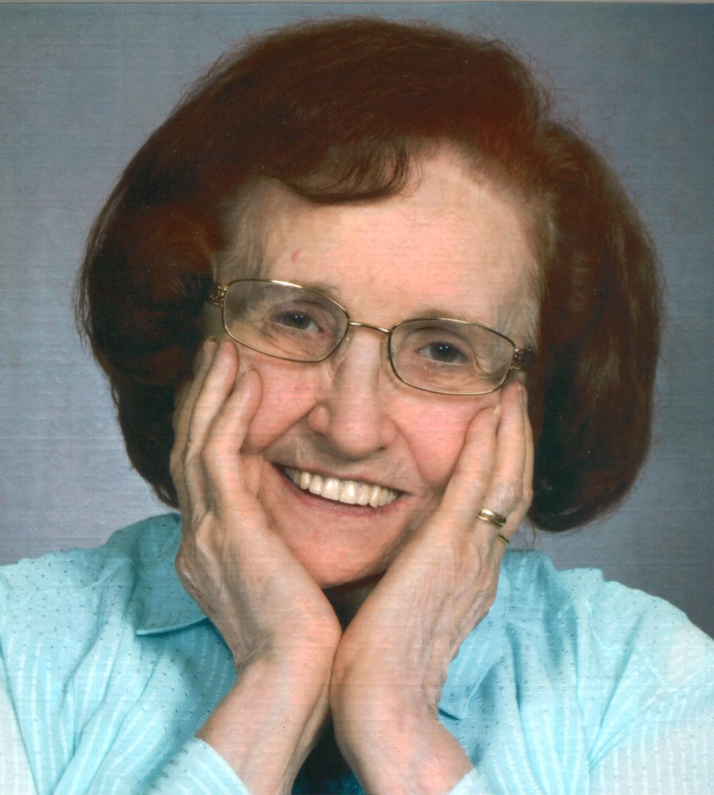 Rosemary Stewart Hickman