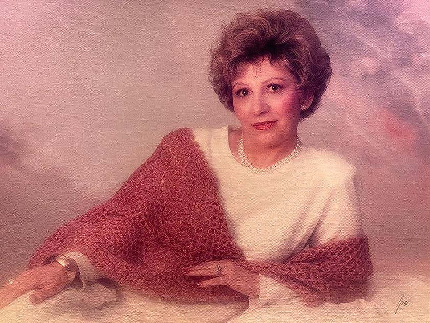 Eileen Viscount Herrmann - Obituary Photo Chandler Funeral Homes Delaware